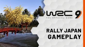 Новый геймплейный трейлер WRC 9 демонстрирует Ралли Япония