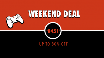 В Steam стартовала тематическая распродажа на выходных -