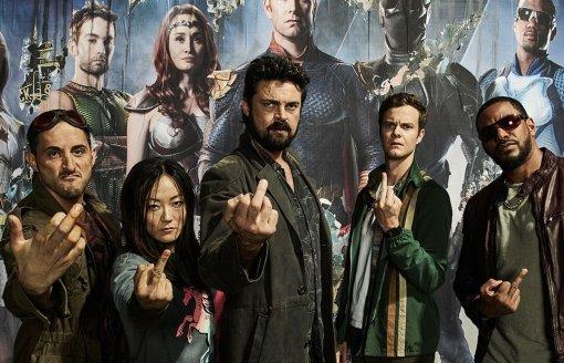 Шоураннер «Пацанов» думает, что пяти сезонов для сериала будет достаточно