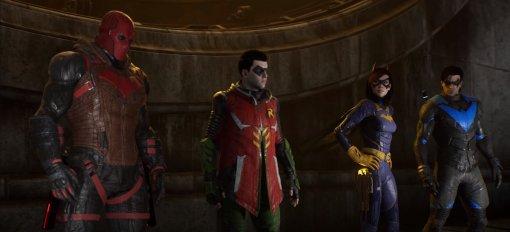 Gotham Knights— новая игра авторов Arkham Origins: трейлер, геймплей, подробности