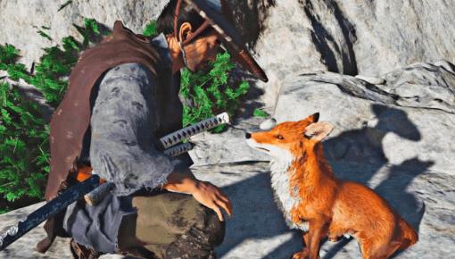 Игроки погладили почти 9 миллионов лисиц. Sony поделилась статистикой изGhost ofTsushima