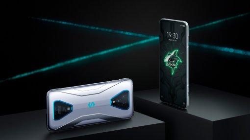 Xiaomi представила игровой флагман Black Shark 3S с12 ГБОЗУ иэкраном 120 Гц
