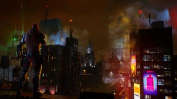 Новые подробности и скриншоты Gotham Knights