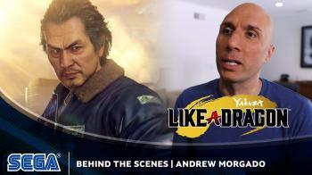 Новый трейлер Yakuza: Like a Dragon рассказывает об Эндрю Моргадо в роли Адачи