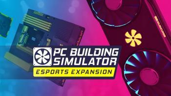 Вышло новое расширение Esports для PC Building Simulator