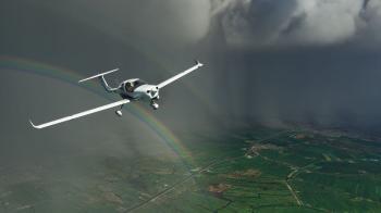 Москва, Питер и Байкал - полет в Microsoft Flight Simulator