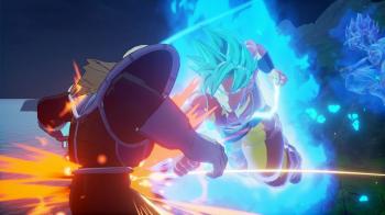 Второе DLC для Dragon Ball Z: Kakarot представит форму Супер Сайяна