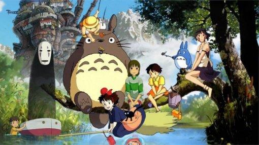 Студия Хаяо Миядзаки выпустила 400 кадров изсвоих мультфильмов. Можно скачать бесплатно