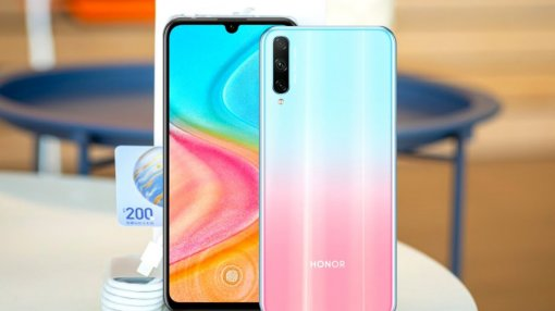 ВРоссии презентовали доступный смартфон Honor 30i