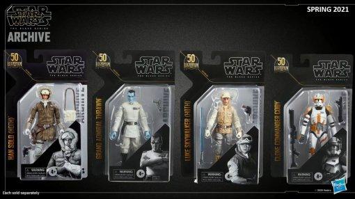 Новогодние штурмовики и темная сторона Рэй: представлены новые фигурки Star Wars