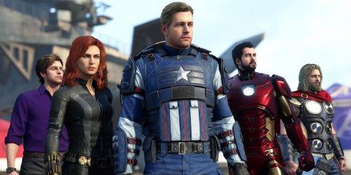 Появились оценки Marvel's Avengers: критикам нравится, игрокам— неочень