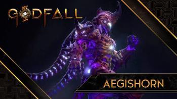 Новый тизер-трейлер Godfall демонстрирующий комплект доспехов