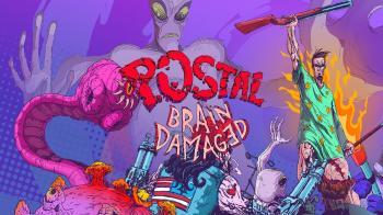 Анонсирован шутер от первого лица в стиле ретро Postal: Brain Damaged для консолей и ПК. Трейлер и скриншоты