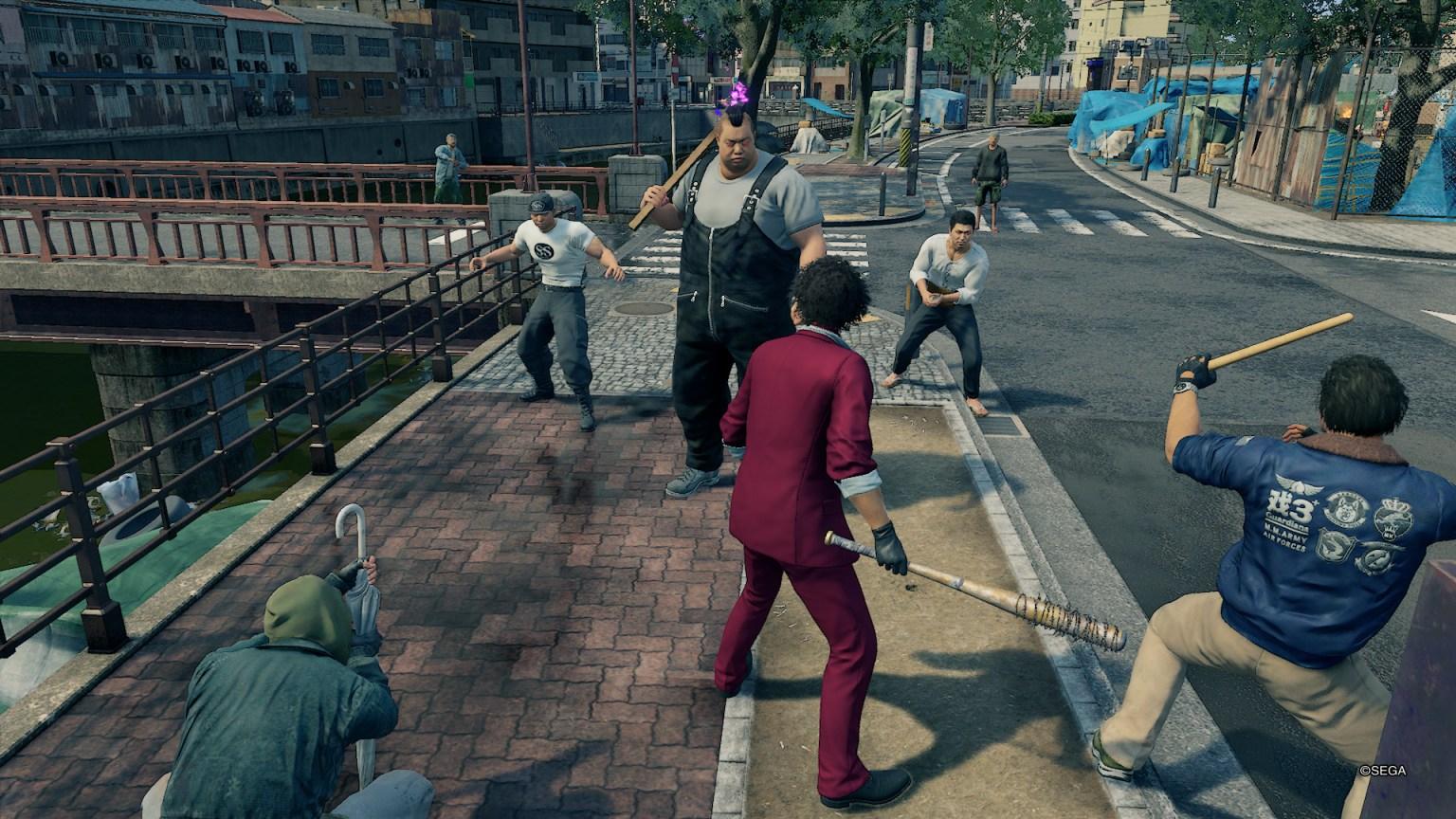 Yakuza: Like a Dragon будет работать в 4К и 60 к/с на Xbox Series X