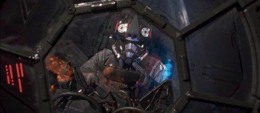 Поигре Star Wars: Squadrons вышел короткометражный CG-фильм одуэли повстанца иимперца