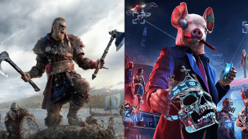 Assassin's Creed Valhalla выйдет на PS5 12 ноября, а Watch Dogs Legion - 24 ноября