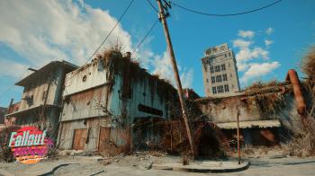 Скриншоты модификации Fallout: Miami