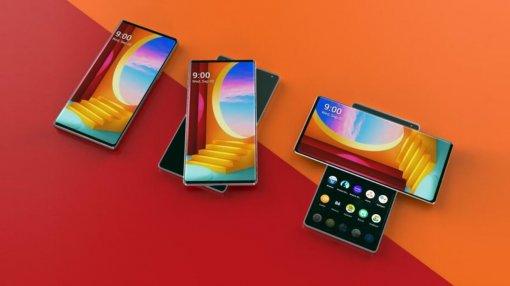 Представлен LGWing— смартфон-ротатор сдвумя экранами за100000 рублей