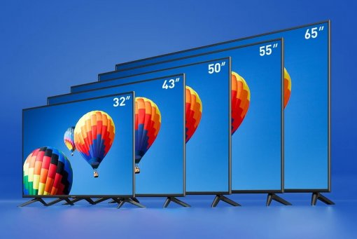 Xiaomi анонсировала линейку «умных» телевизоров Redmi Smart TVA