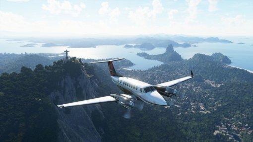 Зрители Twitch умудрились коллективно посадить самолет в Flight Simulator