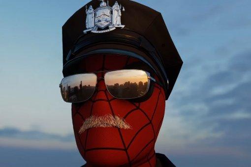 Вфайлах Marvel's Spider-Man нашли скрытый костюм Копа-паука