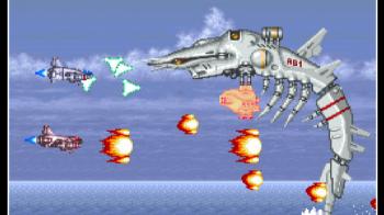 Горизонтальный шутер Arcade Archives E.D.F вышел на Switch