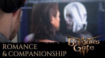 Larian раскрыли глубину механик любви и дружбы в Baldur's Gate 3