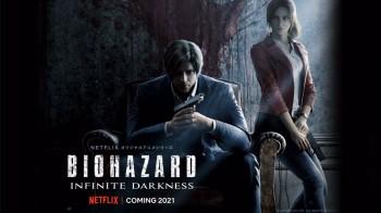Официально анонсирован CG-сериал Resident Evil: Infinite Darkness