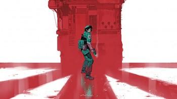 Новый арт комикса Cyberpunk 2077: Trauma Team
