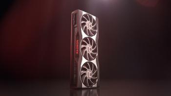 AMD опубликовала официальное изображение Radeon RX 6000