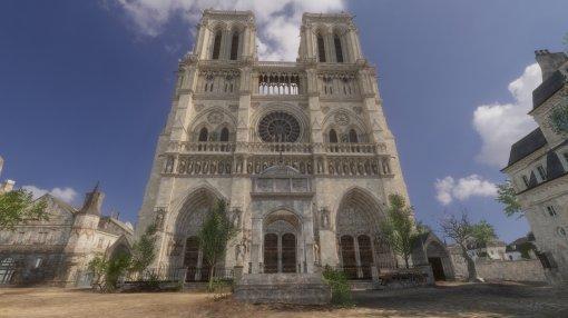 Ubisoft выпустила игру, вкоторой можно погулять поСобору Парижской богоматери
