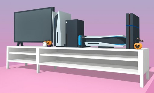 Художник сравнил PlayStation 5 с другими консолями. Гаджет Sony оказался самым большим