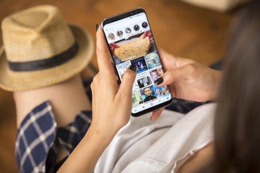 Facebook предъявили иск зашпионство через Instagram
