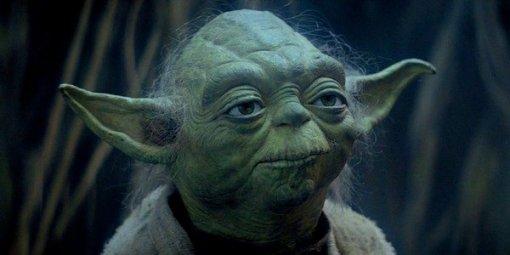 Первый взгляд наболее молодого Йоду наконцептах Star Wars: The High Republic