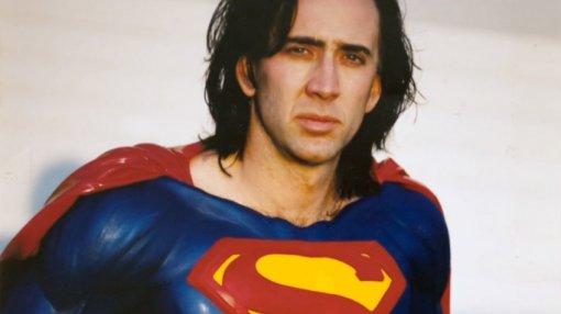 Слух: в«Флэше» появится Николас Кейдж, который сыграет Супермена