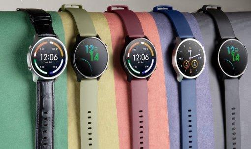 Xiaomi представила смарт-часы MiWatch Revolve