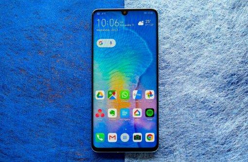 Huawei представила фирменную прошивку EMUI11