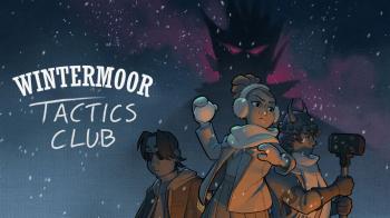 Видео игрового процесса консольной версии Wintermoor Tactics Club