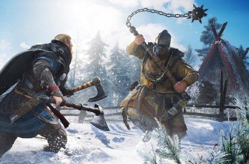 Assassin's Creed Valhalla выйдет раньше