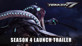 Трейлер Tekken 7 представляет Кунимицу как нового персонажа из DLC