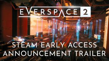 Объявлена дата выхода раннего доступа Everspace 2 на ПК, с новым трейлером