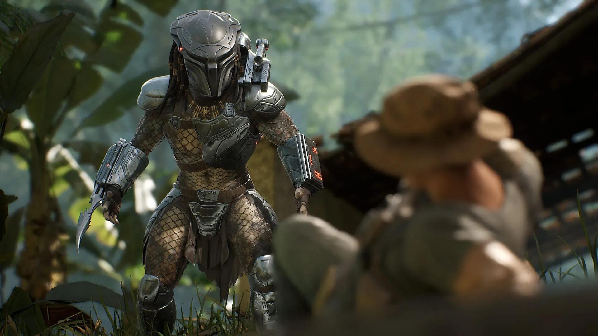 Новый режим PvP и карта в последнем обновлении Predator: Hunting Grounds