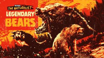В Red Dead Online заметили легендарных медведей