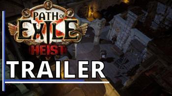 Path of Exile: Heist выйдет 18 сентября на ПК, 23 сентября на PS4 и Xbox One