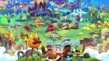Overcooked! All You Can Eat: трейлер, скриншоты и новая информация