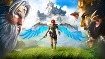 Разработчик Immortals Fenyx Rising прокомментировал сравнения с Breath of the Wild