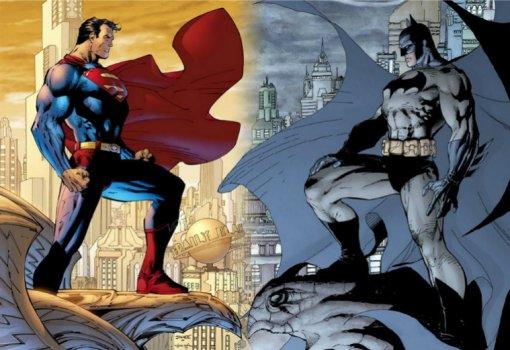 Как человек вкостюме Супермена попал насъемки нового «Бэтмена»? Все дело вХеллоуине