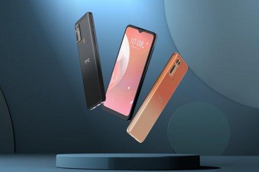 Представлен смартфон HTC Desire 20 Plus— крепкий середняк сбатареей 5000 мАч
