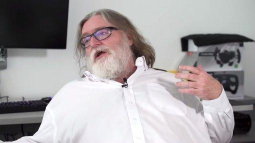 Основатель студи Valve Гейб Ньюэлл оНовой Зеландии, VRиновых частях Half-Life