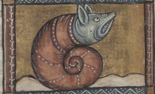 «Это что запокемон?»: как средневековые художники изображали животных, которых никогда невидели